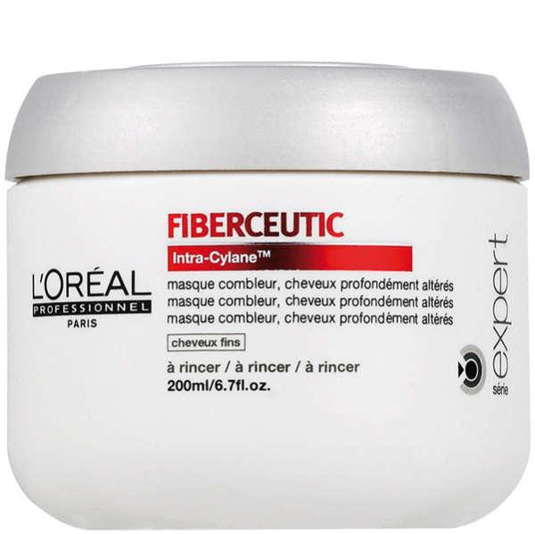 L'Oréal Professionnel Série Expert Fiberceutic Masque For Fine Hair (200ml)