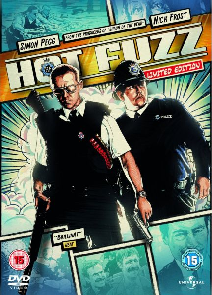 Hot Fuzz Édition Reel Heroes
