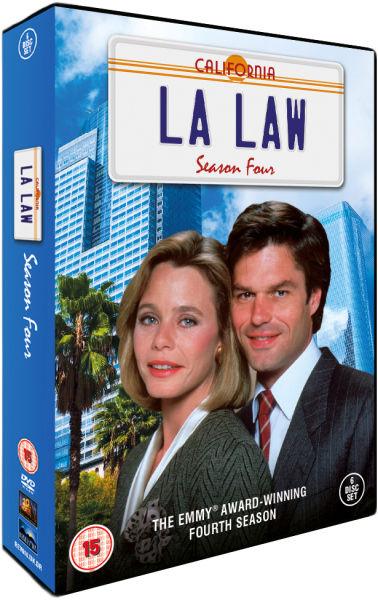 LA Law - Season 4
