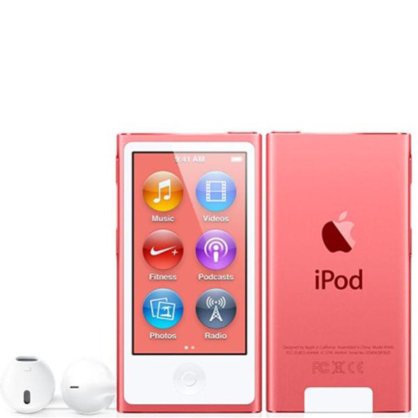 Ipod Nano 7th Gen 16gb Pink Iwoot