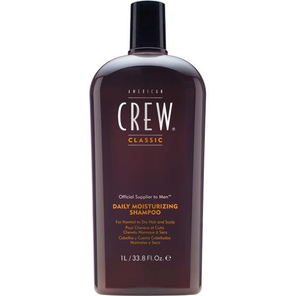 American Crew Shampoing hydratant journalier (1000ml)