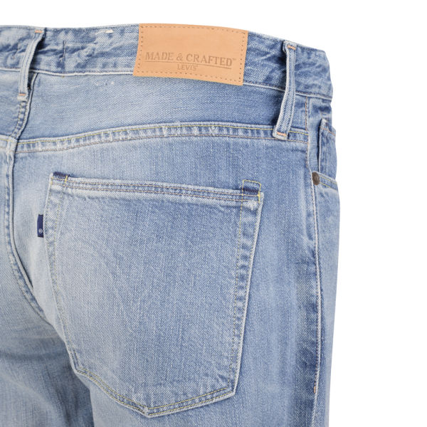 Levi 39 s made crafted women 39 s mid rise marker tapered for Levi s made and crafted