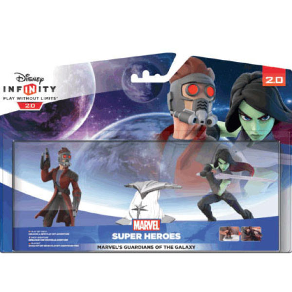 Disney Infinity 20 Guardians of the Galaxy Playset Pack Games