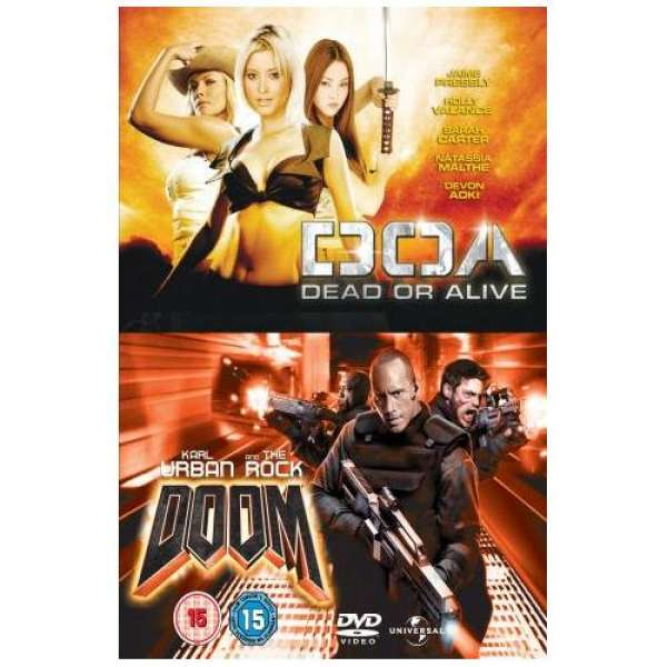 Doa: Dead Or Alive/Doom