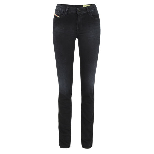 Diesel Women's Straitzee 804Q Straight Jeans - Dark Wash
