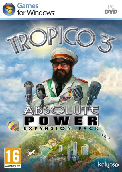Tropico 3 Absolute Power Expansion Pack