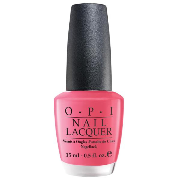 OPI Nail Varnish - Strawberry Margarita 15ml