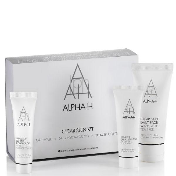 Alpha-H Clear Skin coffret soins éclaircissants (3 produits)