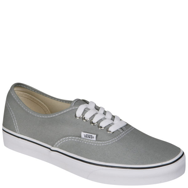 Vans Authentic Canvas Trainers - Limestone/True White