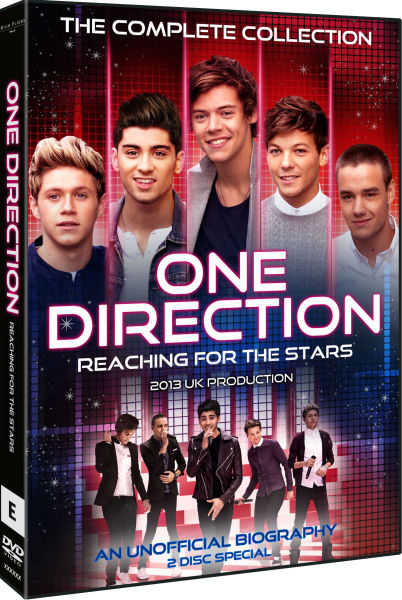 One Direction: Reaching for the Stars - Part 1 and 2
