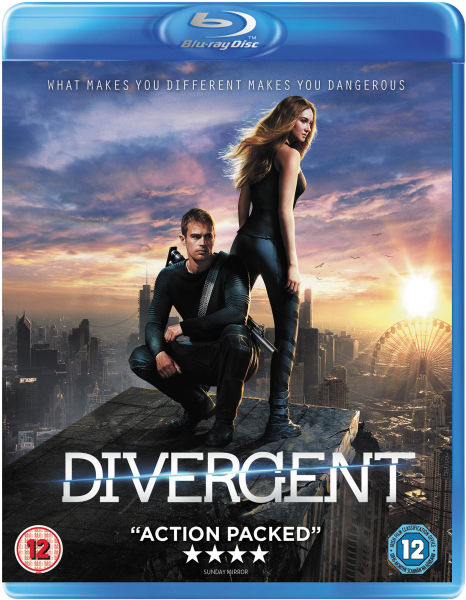 Divergent | Zavvi.nl
