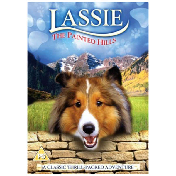 Lassie - The Painted Hills