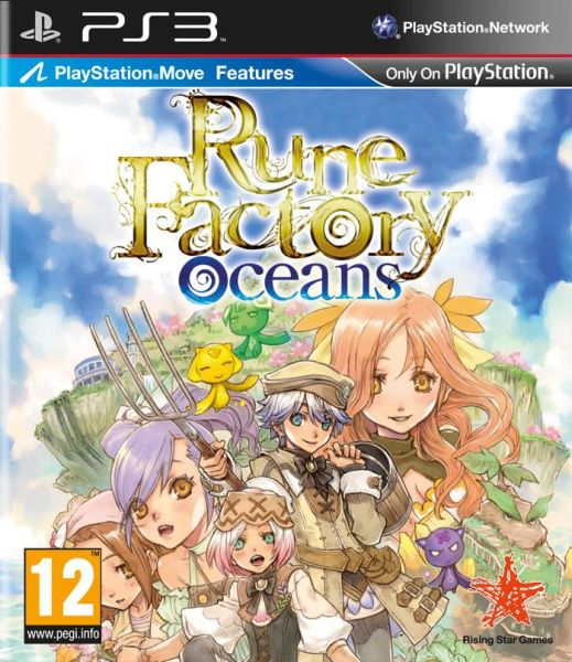 Rune Factory Oceans PS3 | Zavvi.com