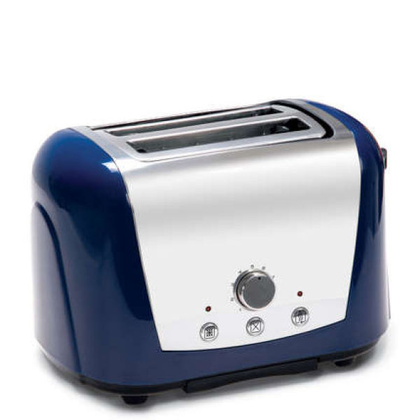 Morphy Richards Toaster: Morphy Richards Accents 2 Slice Toaster - Blue