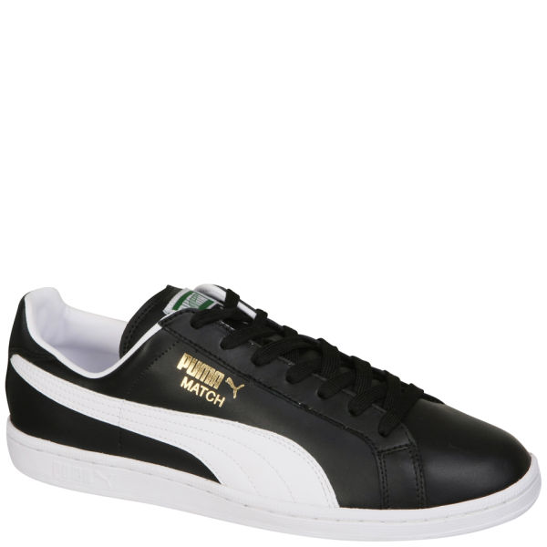 Puma Match Trainers black/white ORQNUVE
