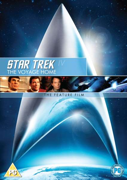 Star Trek - The Voyage Home (Repackaged 1-Disc)