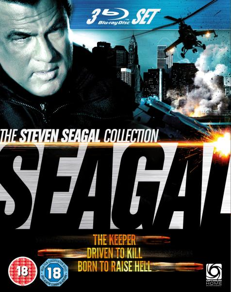 seagal triple driven to kill the keeper born to raise