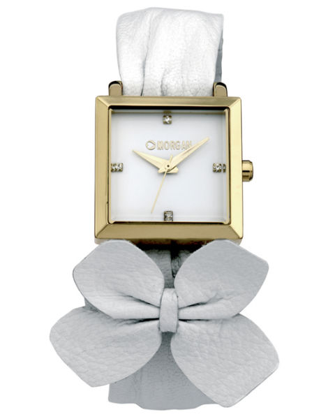 Morgan Removable Bow Watch