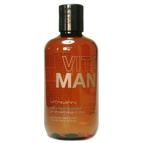 Vitaman Face & Body Cleanser (8.5 oz.)