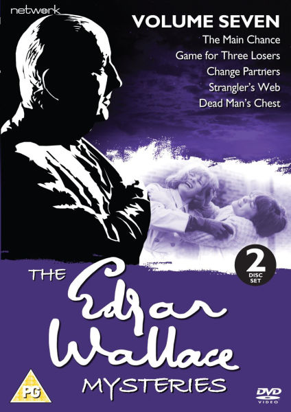 The Edgar Wallace Mysteries - Volume 7