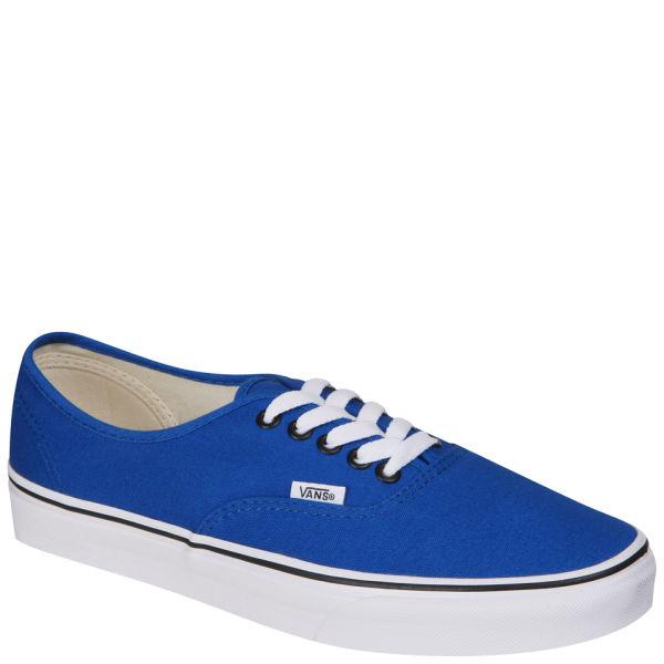 Vans Authentic Canvas Trainers - Snorkel Blue/Black