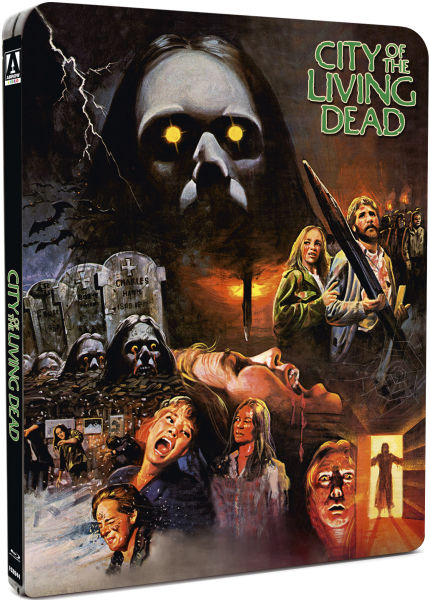 City Of The Living Dead Zavvi Exclusive Limited Edition