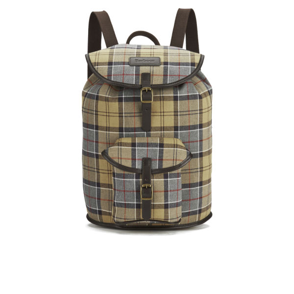 Barbour Harle Knapsack Backpack - Dress Tartan