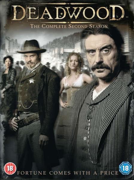 Deadwood - The Complete 2nd Season