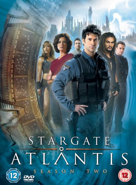 Stargate Atlantis Dvd