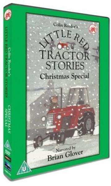 Little Red Tractor - Christmas Edition