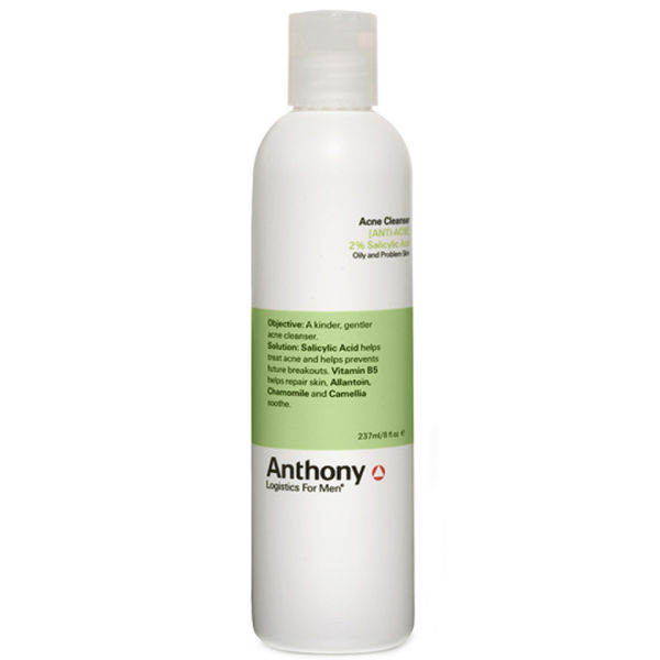Anthony Acne Cleanser (237ml)