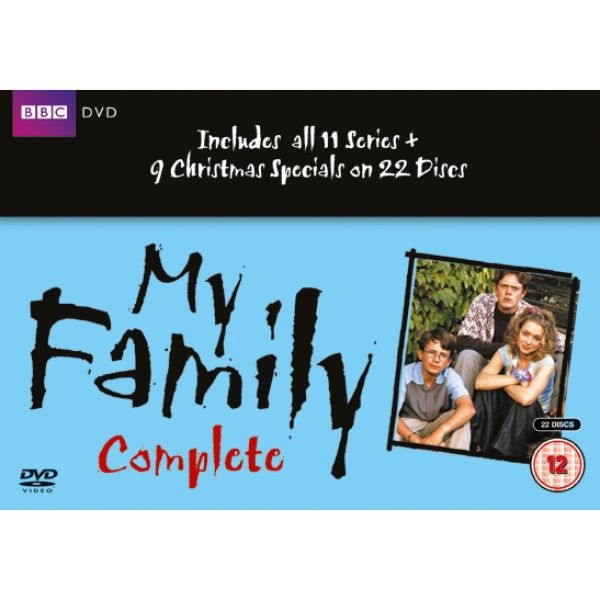 My Family - Complete Box Set