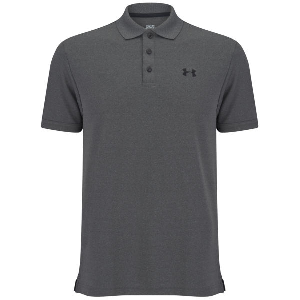 Under Armour Men's Performance Polo Shirt 2.0 - Grey/Black