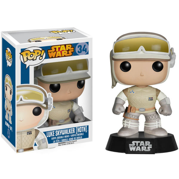 Star Wars Hoth Luke Skywalker Pop! Vinyl Figure