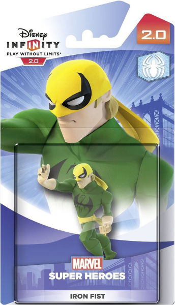 Figurine Disney Infinity 2.0: Iron Fist