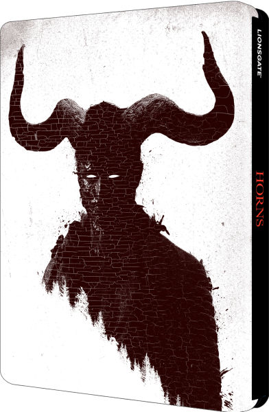 Horns Zavvi Exclusive Limited Edition Steelbook Blu Ray