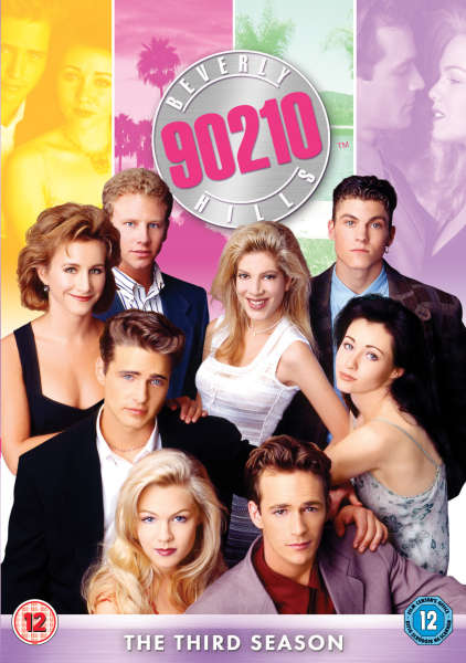 Beverly Hills 90210 - Season 3 [Repackaged]