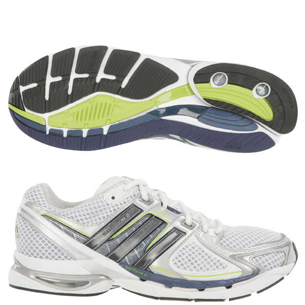 sports shoes 42694 eb8f2 adidas adiStar Salvation 2 Running Trainer White Image 1