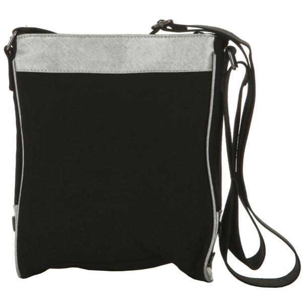 Bench Elektra Ladies Zip Front Cross Body Bag Black
