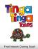 Tinga Tinga Tales: Why Buffalo Has Horns: Image 1