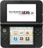 Nintendo 3DS XL Console (Blue and Black): Image 4