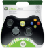 Xbox 360 Elite - Wireless Controller (Black): Image 1
