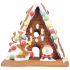 DIY Gingerbread House Kit with Sugar Figures: Image 2
