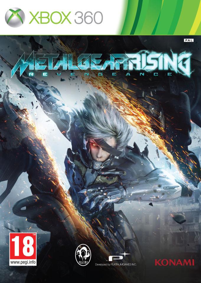 Metal Gear Rising: Revengeance (Includes Cyborg Ninja DLC ...