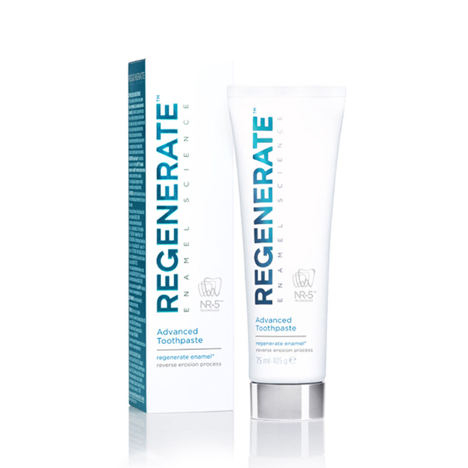 Regenerate Enamel Science Advanced Toothpaste 75ml
