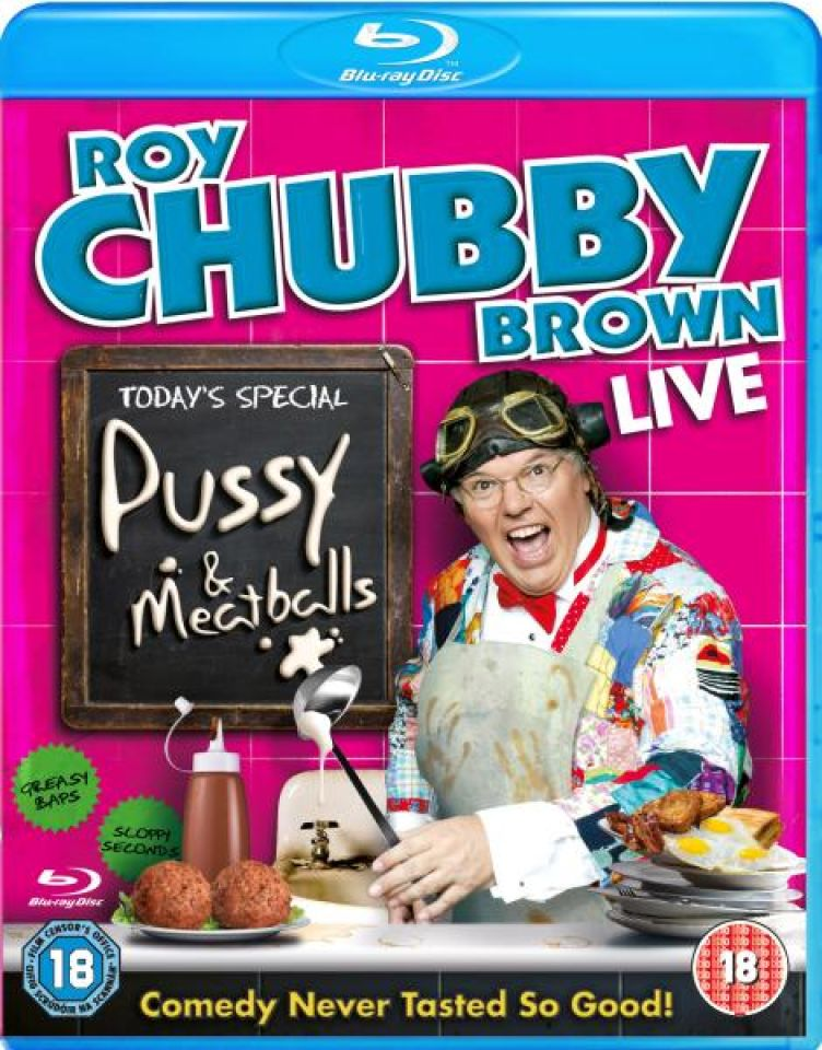 Really Roy chubby brown live porn