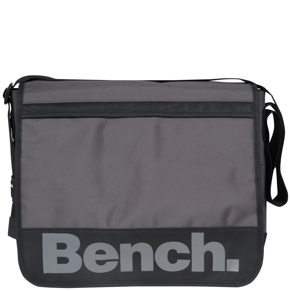 Bench Edlyn Messenger Bag Brown Black Mens Accessories