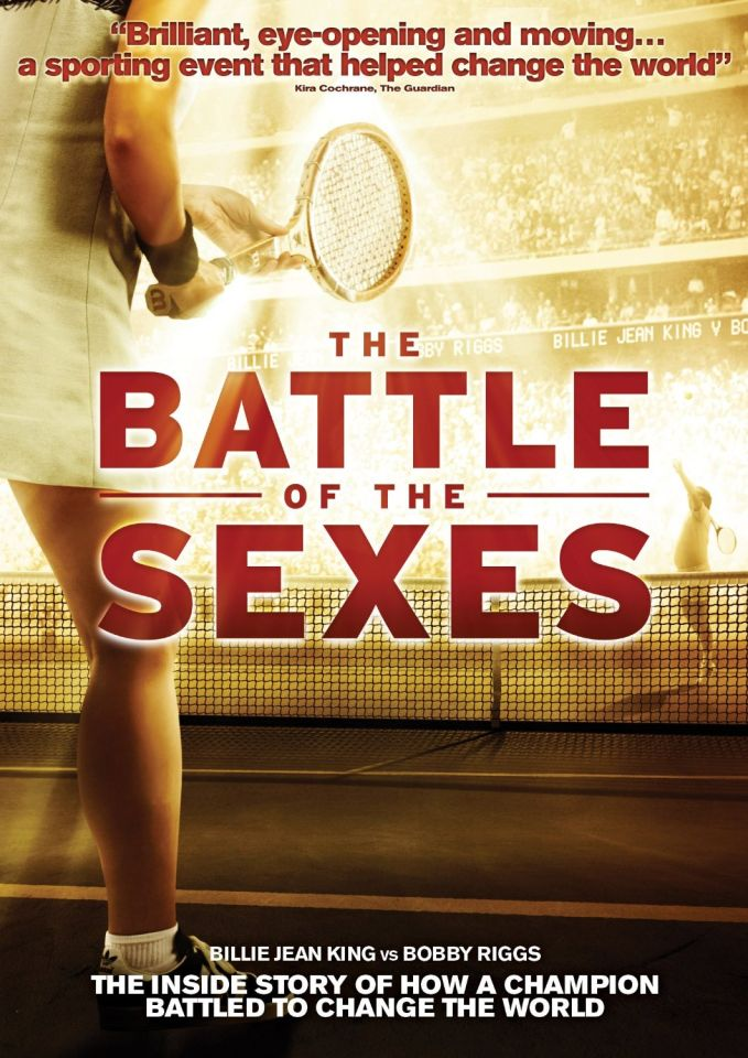 The Battle Of The Sexes Dvd Zavvi