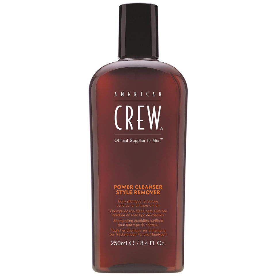 American Crew Power Cleanser Style Remover 250ml Free