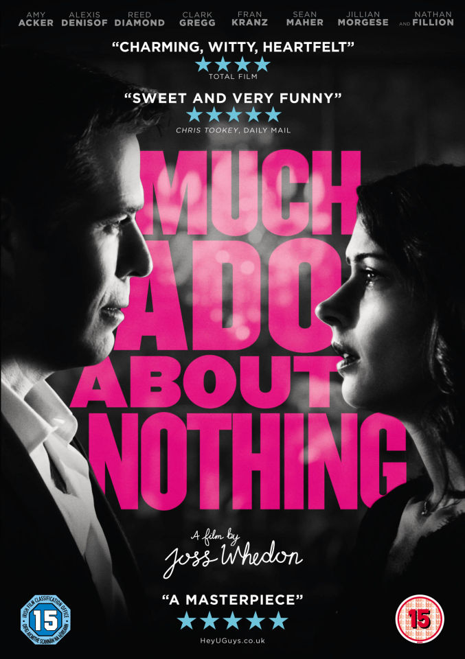 mucha ado Much ado about nothing is a delightfully spirited romp, filled with visual splendor, strong performances and flashes of post-modern absurdity august 21, 2013 | full review claudia puig.